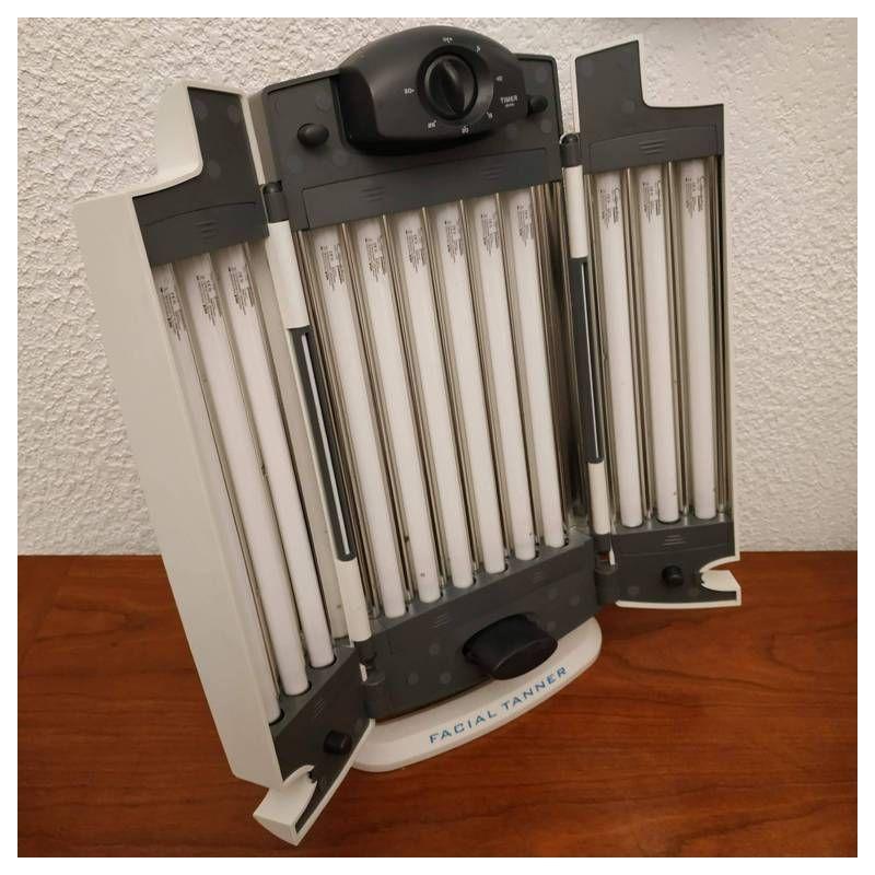 Solarium facial 8 tubes 150 watts  Efbe-Schott