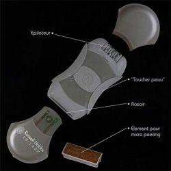 epilateur / rasoir 2 en 1 Epilady - ( Russell Hobbs )