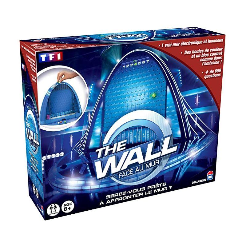 Jeu de societe the Wall - Face au mur
