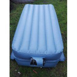 lit au-gonflant pour 1 personne (matelas avec gonfleur intégré) - intex