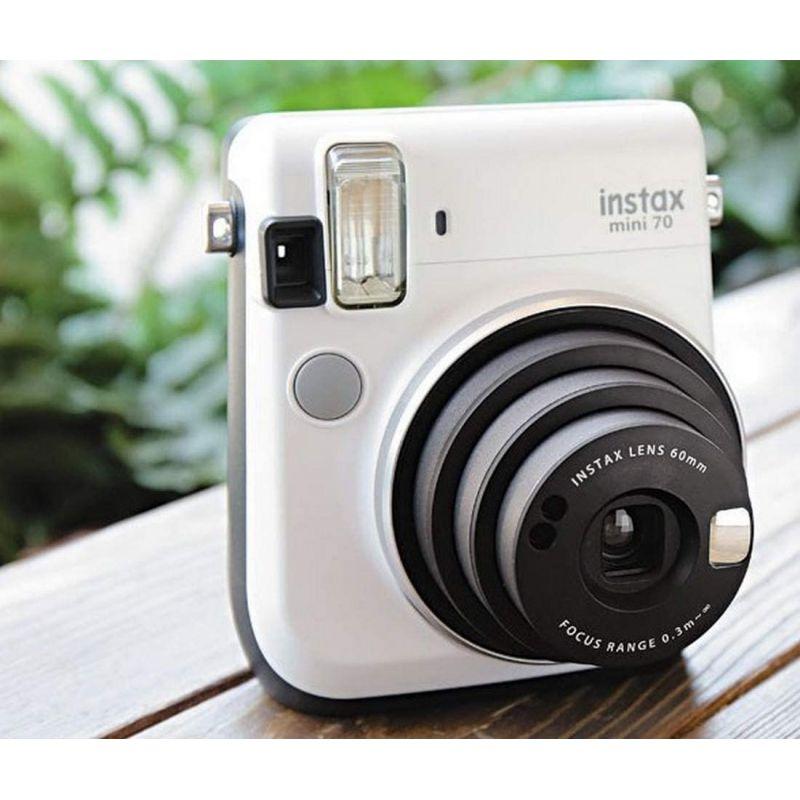 Appareil photo Fujifilm Instax mini 70 blanc