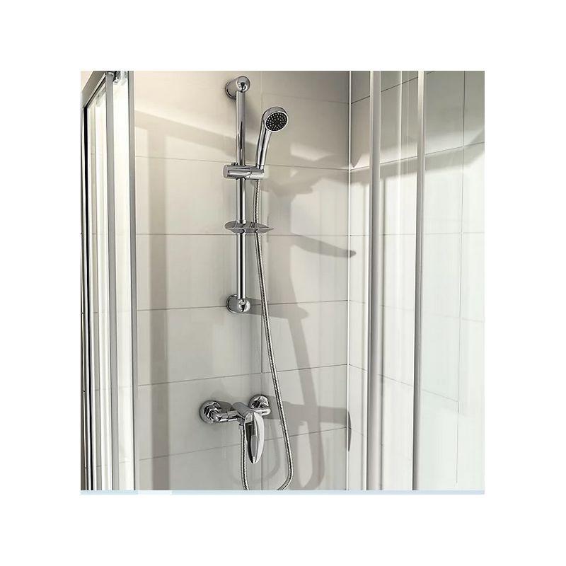 Colonne de douche avec mitigeur (avec posibilité d'encastrement)