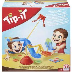 Jeu d'adresse et d'observation TIP IT de Mattel - Jeu de société