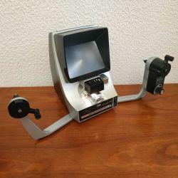 Visionneuse manuelle (motorisé) pour super 8 - GOKO GM-3003