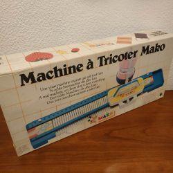 Machine a tricoter pour enfant Mako