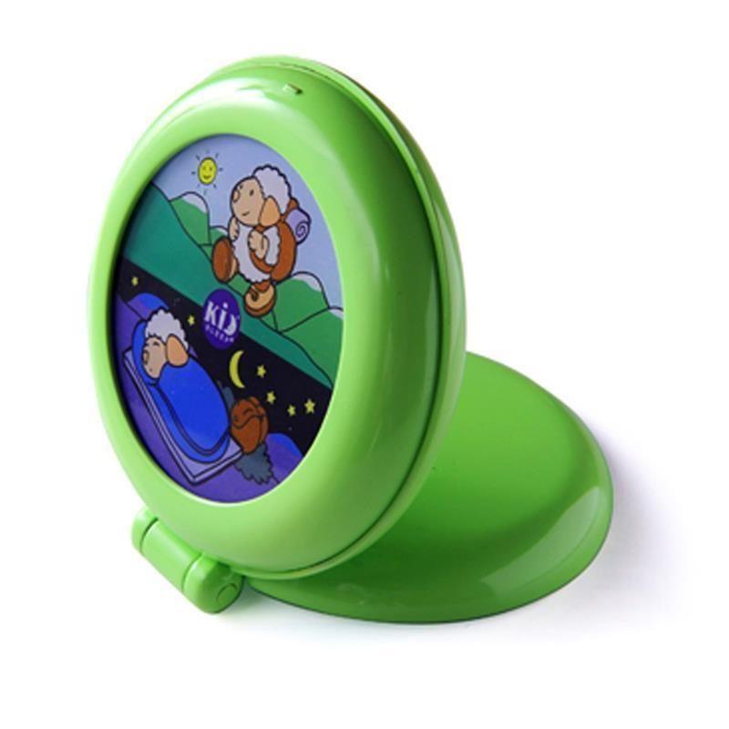 3- Reveil de voyage pour enfant Kid sleep Globetrotteur