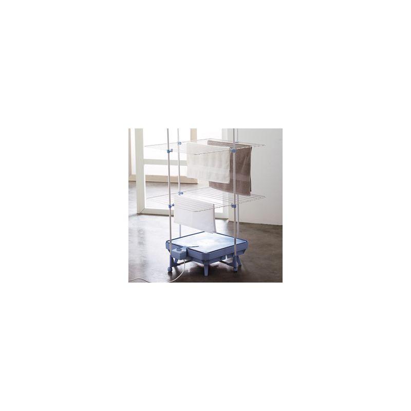 01- seche linge à positionner sous un tancarville (tour à linge)