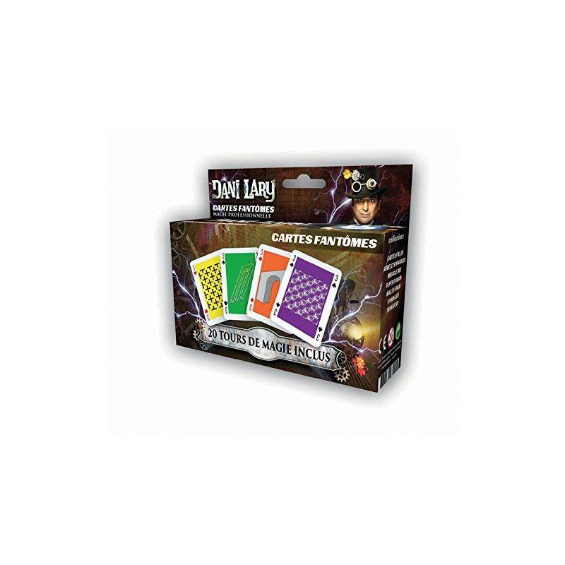 Tour de magie - Les cartes fantôme  - Dany lary