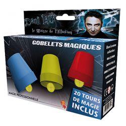 Tour de magie - Les gobelets  - Dany lary