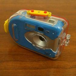 Appareil photo numerique etanche submersible 3 en 1