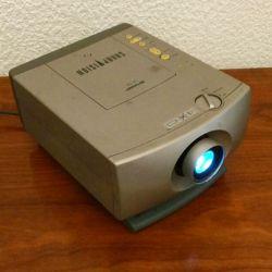 Projecteur vidéo sharp