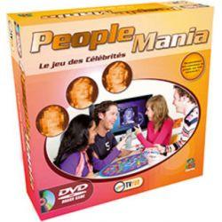 Jeux de société people mania