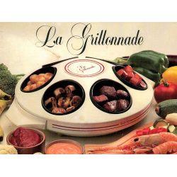 01- La grillonnade - fondue chinoise, bourguignonne, vigneronne, desserts, brochettes
