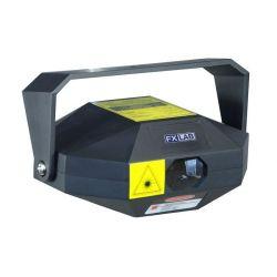 mini laser rouge autonome musical - plusieurs effets