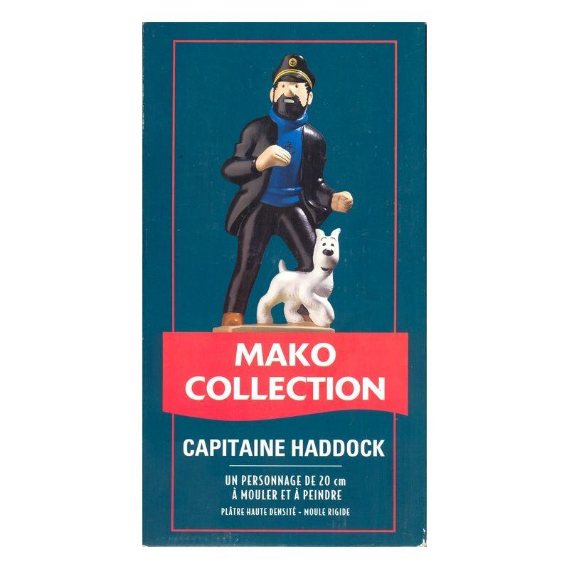 Moule du capitaine haddock - Mako