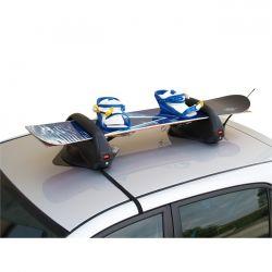 Porte ski avec clés (3 paires ou 2 snowboard)