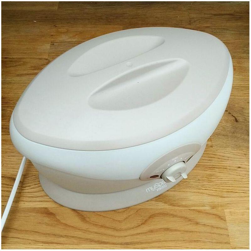 Bain électrique pour paraffine - homedics