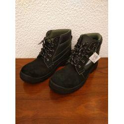 Chaussures de sécurité bottines taille haute pointure 45