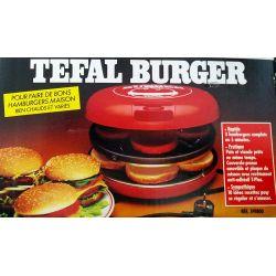 01- Tefal burger