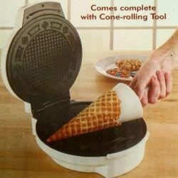 Appareil pour réaliser vos propres cornet de glace