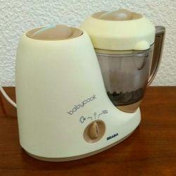 Mixeur blender chauffant pour bébé - béaba - babycook 2