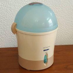 Stérilisateur électrique Steril'express - Beaba