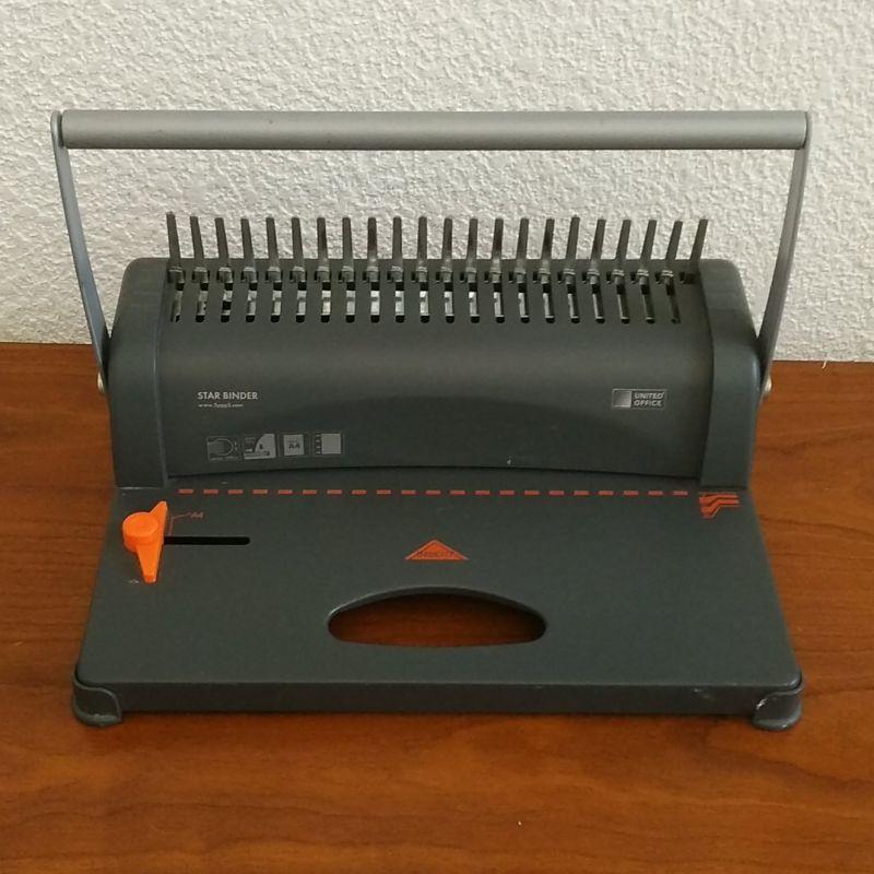 Perforatrice relieuse A4  - Star binder