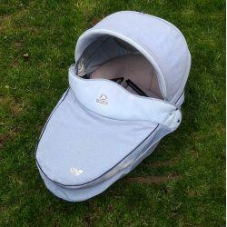 Nacelle Windoo bleue - bébé confort