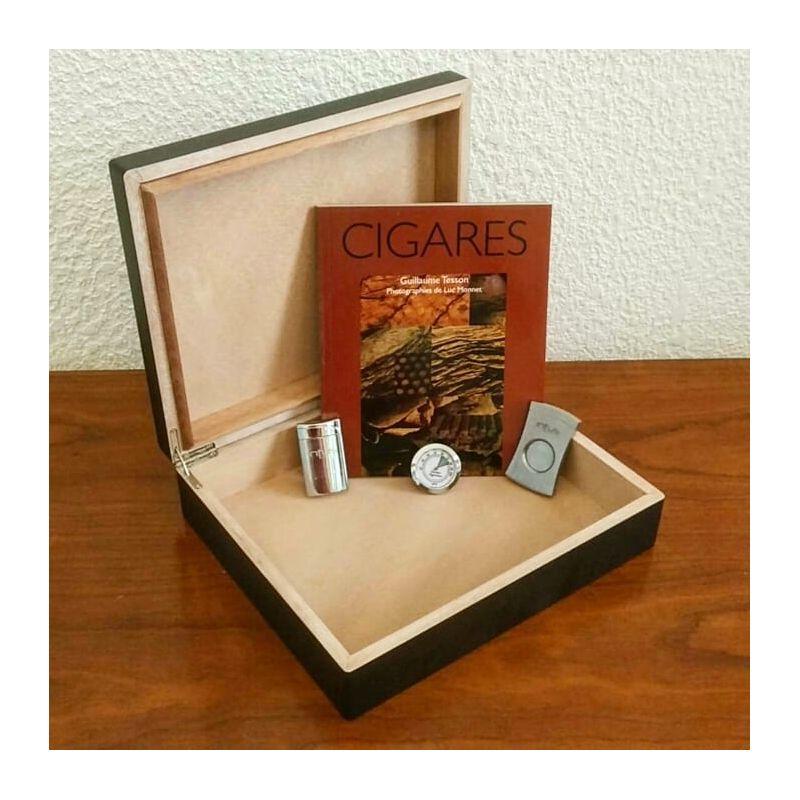 boite a cigares avec accessoires