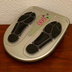 Masseur de pieds a ondes electromagnetiques - acupuncture