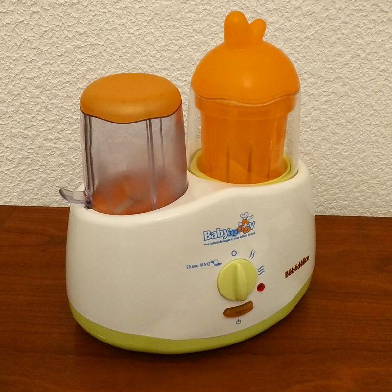 Mixeur blender pour bébé babymoov