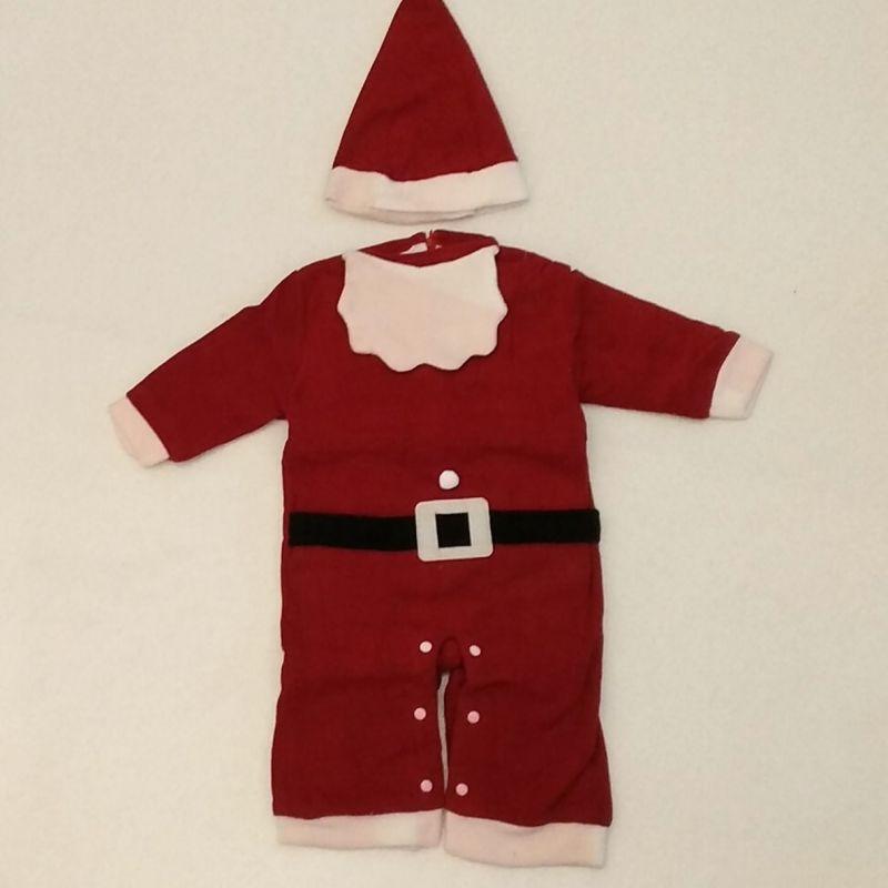 Pyjama tenue pere noel - bébé 3/6 mois