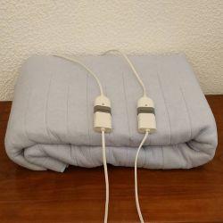 couverture chauffante /  Chauffe matelas pour 2 personnes
