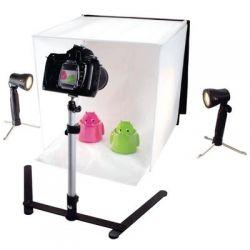 Mini studio pour photos de petits objets