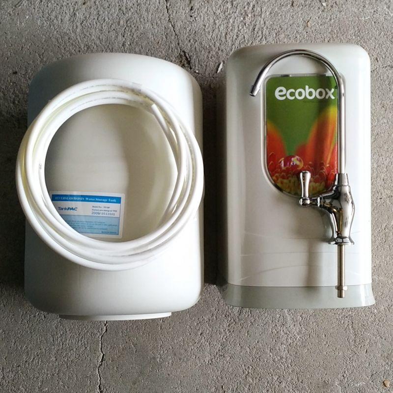 osmoseur inverse ecobox ionfilter