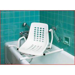 siège pivotant de baignoire