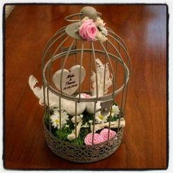 porte-alliances : la cage à oiseaux