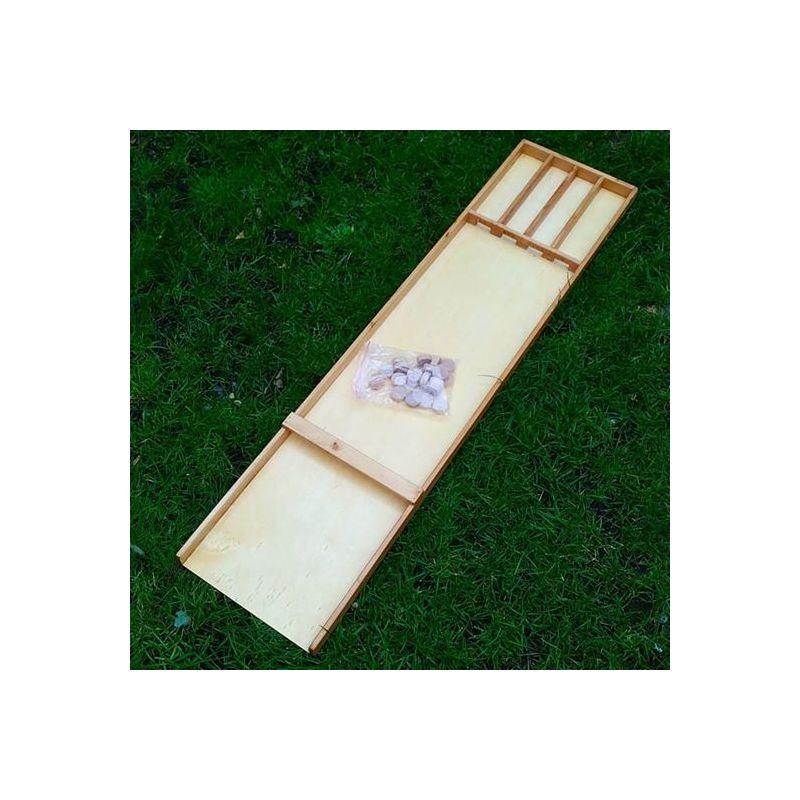 jeu flamand en bois / jeu de palets