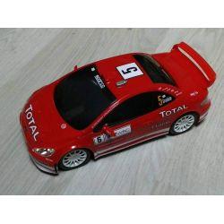 Voiture radioguidée - Peugeot 307 WRC - Nikko