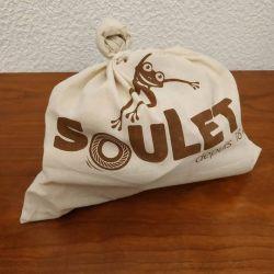 jeu de quilles finlandaise en bois de marque Soulet