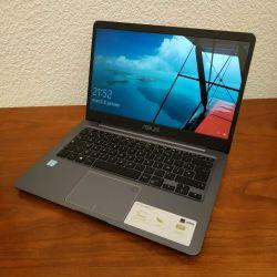 ordinateur portable ASUS 14' Vivobook S14- intel I7 (7eme génération) - 8 Go Ram - HDD 1 To