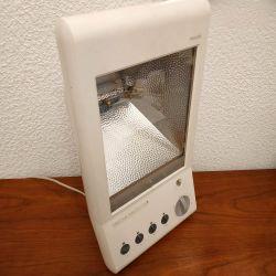 Solarium Philips Hb411b avec lampe HPA400